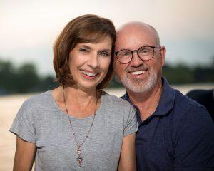 Mark & Kelly Laux
