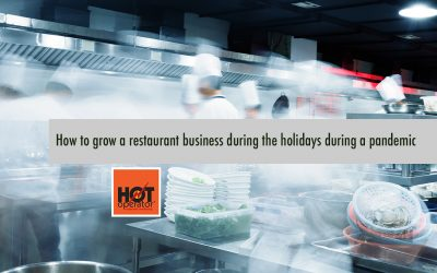 Shouldn't The Holidays Be Busier For Restaurants?
