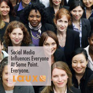 Working Women Social Media