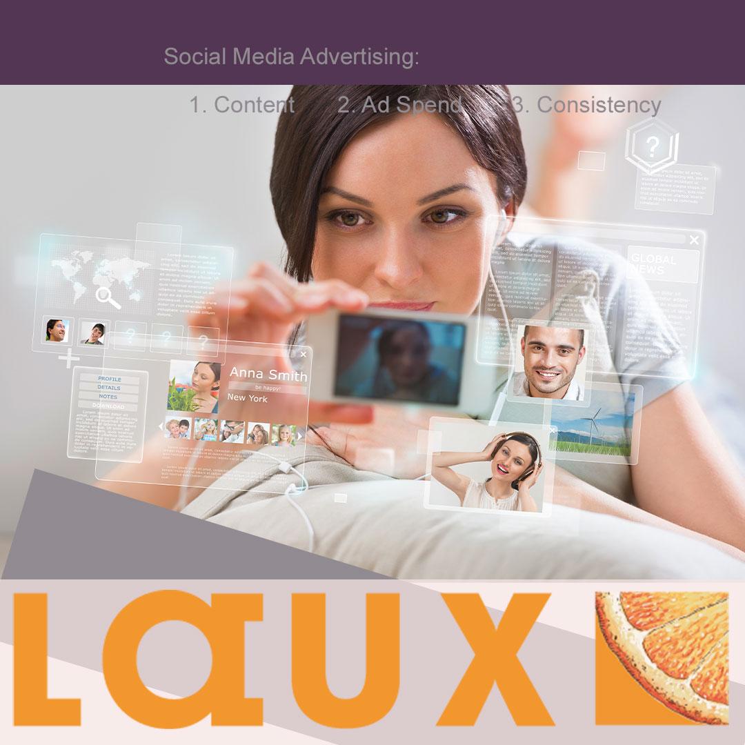 Laux Social Media